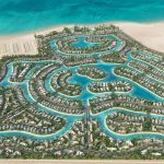 MASTER PLAN BO ISLANDS NORTH COAST EGYPT