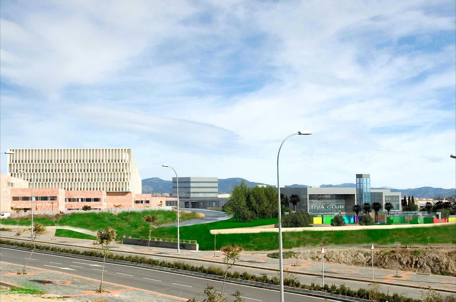 bizcochero-sports-centre